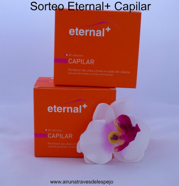 sorteo eternal+ capilar