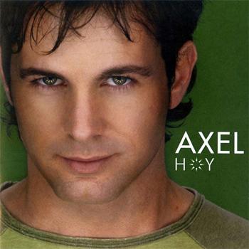 cover hoy, portada hoy axel, disco hoy axel, album axel, portada hoy axel disco