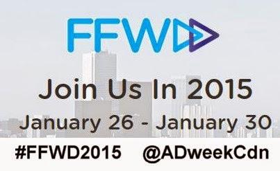 #ffwd2015 Jan 26-30