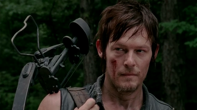 The Walking Dead - Season 5 - Daryl Dixon Rumors Addressed + New Character Planned to Appear