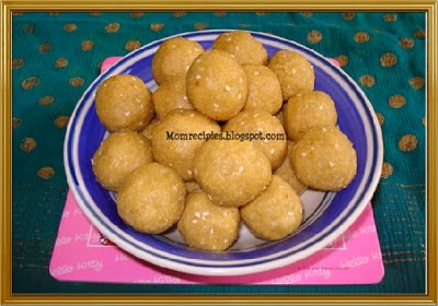 http://momrecipies.blogspot.in/2010/01/til-ladoo-sesame-seeds-ladoo.html