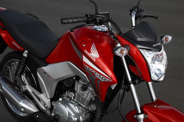 Honda CG 150 Titan 2014