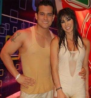"""Melissa Loza despues de su participación en """"Amigos y Rivales"""""""