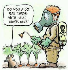 Gif spuiterij... Monsanto!