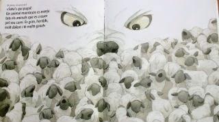 Llibre infantil per què diuen que els llops són dolents