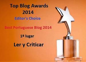 Melhor blog do país - 2014