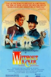 Without a Clue (1988) 720p Hindi