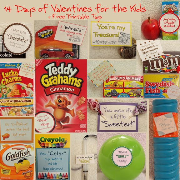 Schön I Actually Did 15 Different Things So That I Could Throw In An Extra In  Unexpectedly One Of The Days. I Plan To Leave One Valentine Gift Out For My  Little ...