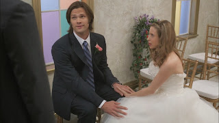 "Recap/review of Supernatural 7x08 ""Seven 7, Time for a Wedding!"" by freshfromthe.com"