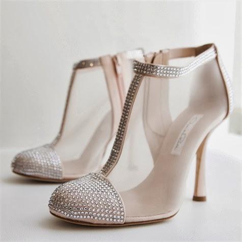 Beautiful Wedding Shoes 007 - Beautiful Wedding Shoes