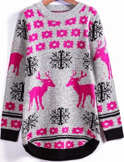 www.sheinside.com/Grey-Long-Sleeve-Snowflake-Deer-Print-Sweater-p-192767-cat-1734.html?aff_id=1238