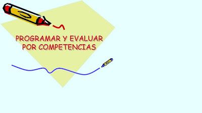 """CURSO: """"Evaluación por Competencias"""""""