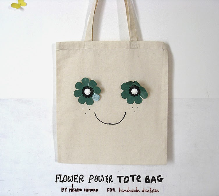http://www.handmadecharlotte.com/diy-flower-power-tote-bag/