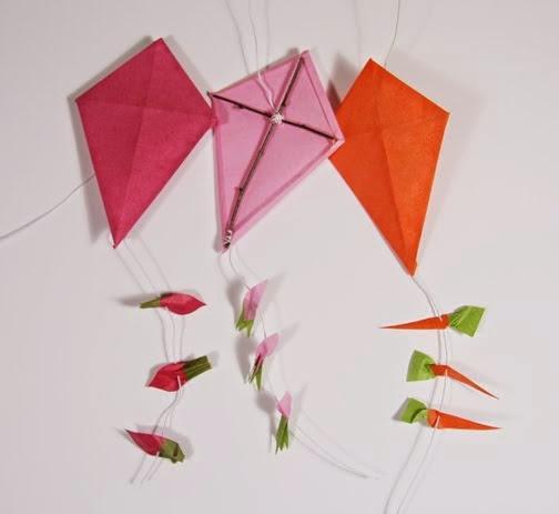 origami kite instructions origami kids