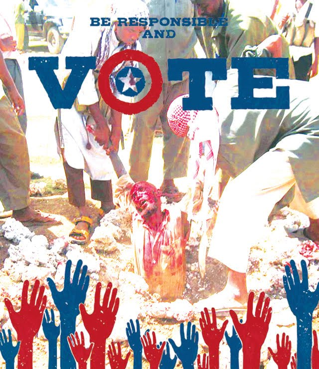 La democracia es un mito; las elecciones un ritual