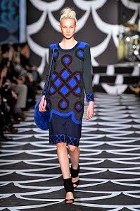 Diane von Furstenberg FW2014/15 Collection