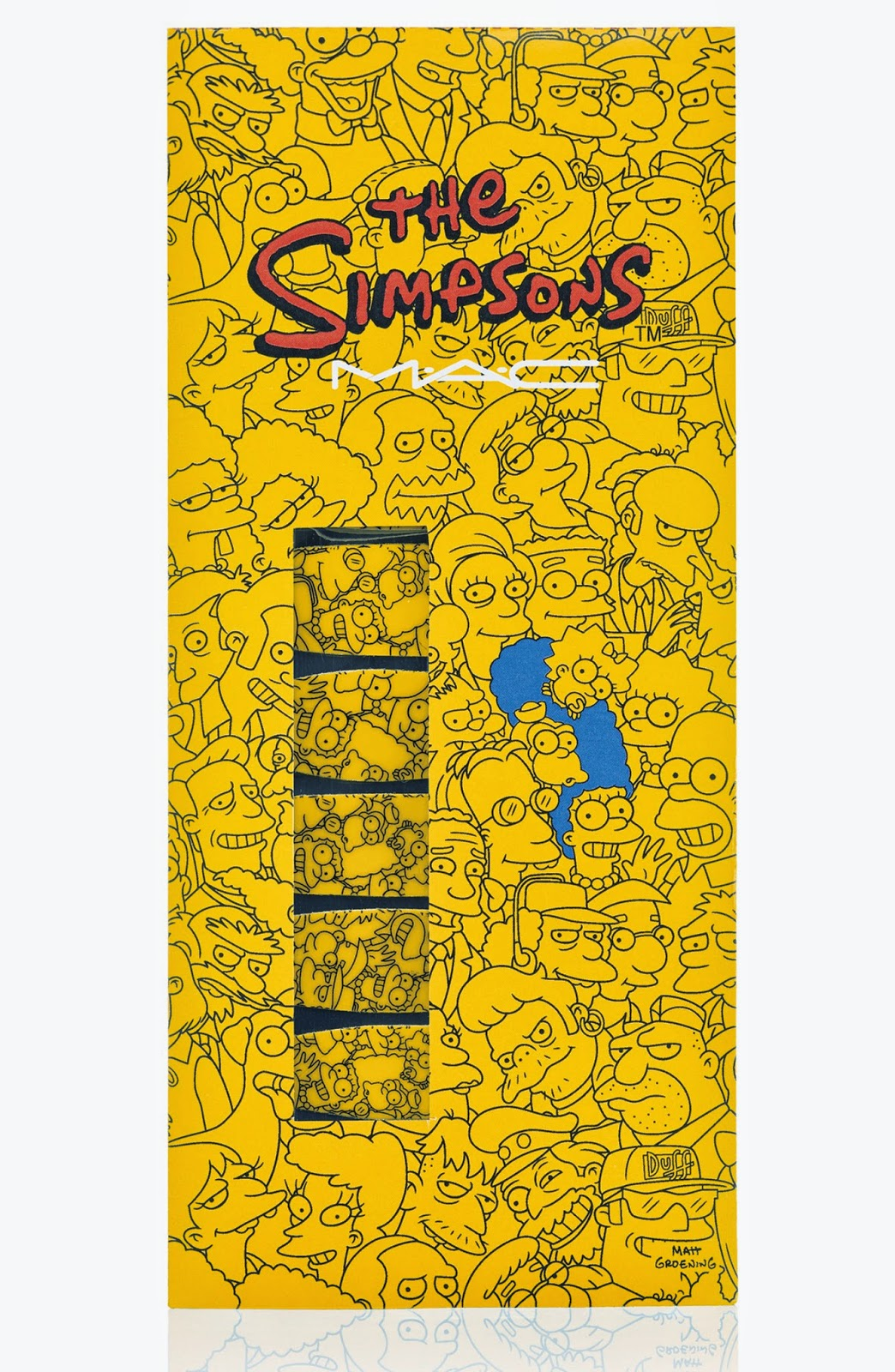 Introducing MAC: The Simpsons, Artificially Wild, Studio Sculpt And Matchmaster Concealer Collections! - A Beauty Influencer''s View: The Best of Fashion, ...
