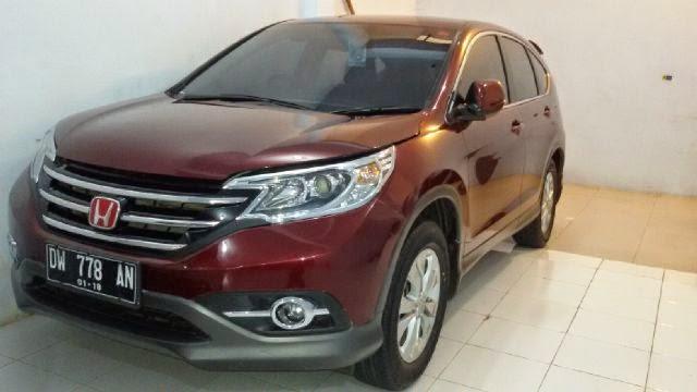 Jual Honda CRV New MT