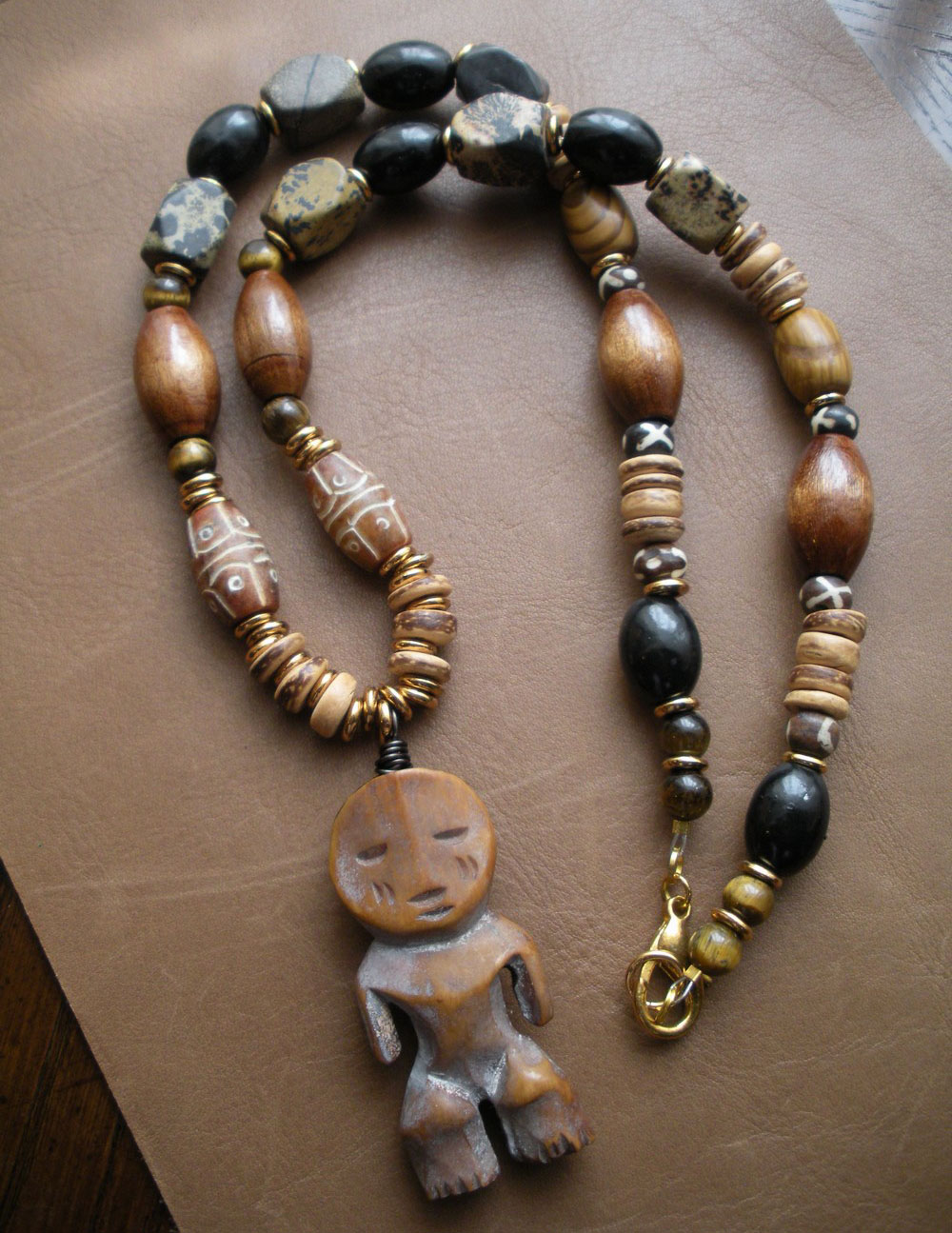 African and Tribal Jewelry for Men