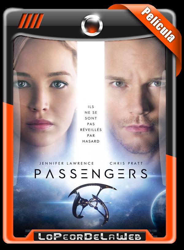Passengers (2016) | Pasajeros [720p Dual Mega Uptobox]