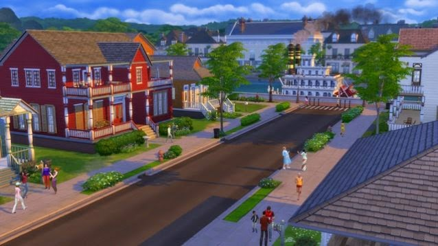 Disappointing games of 2014 Sims 4
