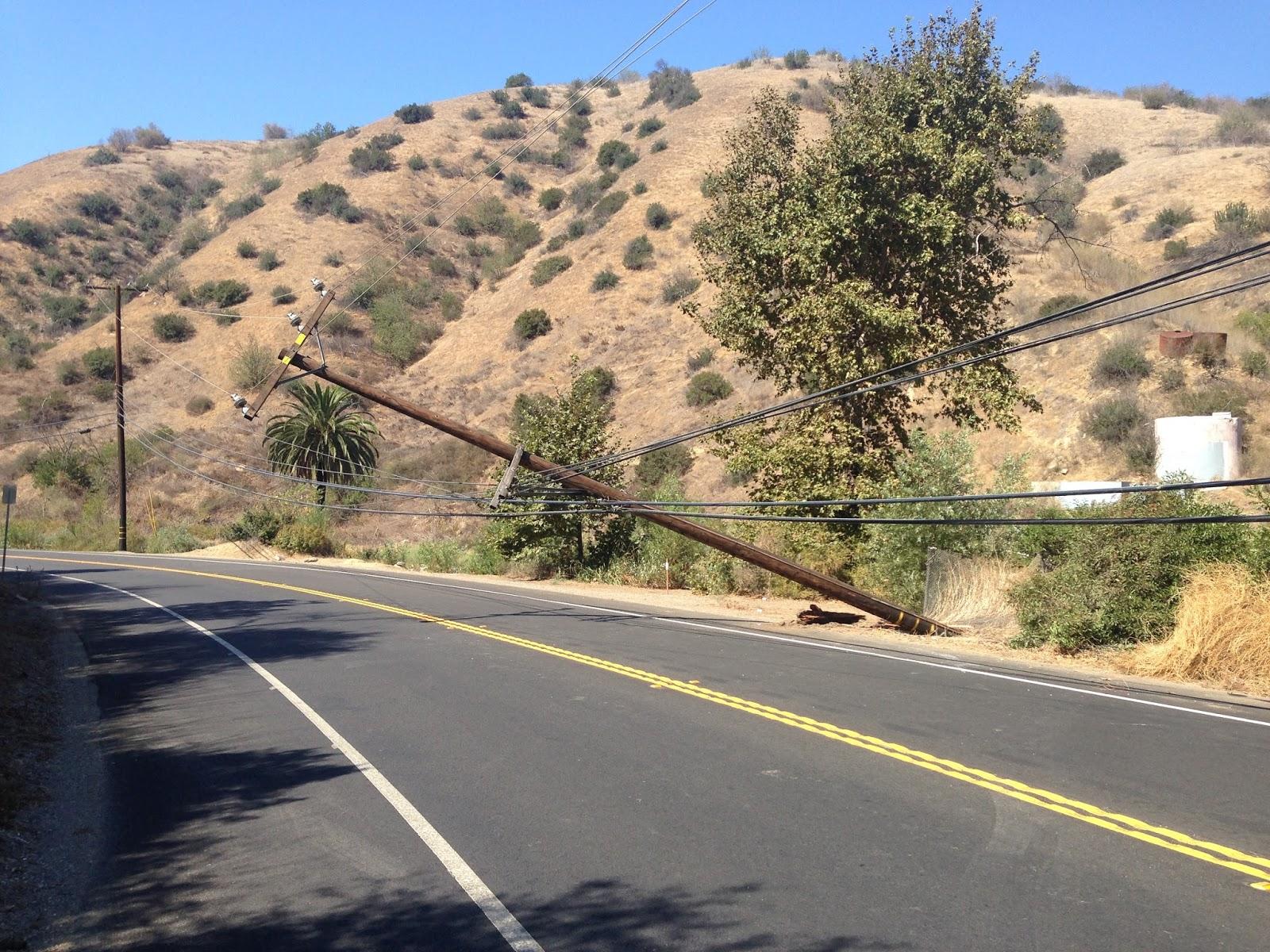 Carbon Canyon Car Crash