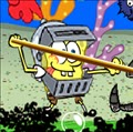 Spongebob Deep sea Warrior