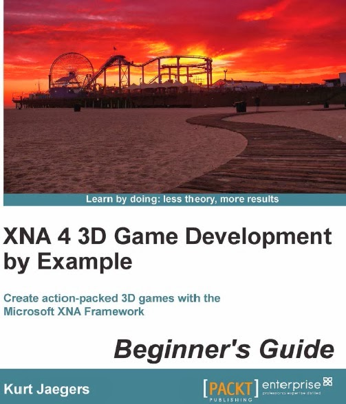 ebook n game ebook xna 4 3d game development by example
