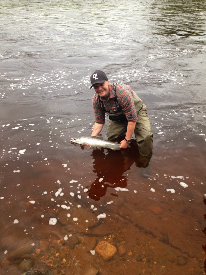 Salmon fly fly fishing for atlantic salmon in scotland for Fly fishing for salmon