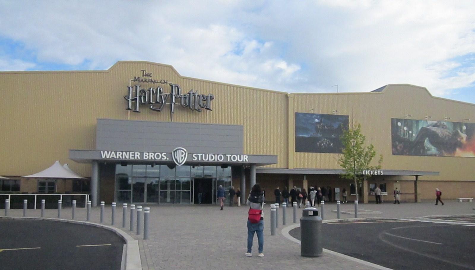 Harry Potter Studio Tour Parking