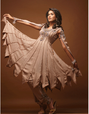 Designer Dress Patterns on Dress Trend Now Also Start In Pakistan  Bangladesh And Some Arabic