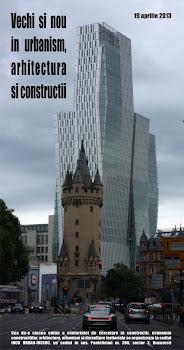 """Conferința """"Vechi și nou în urbanism, arhitectură și construcții"""", București"""