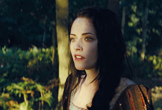 Kristen Stewart at Snow White