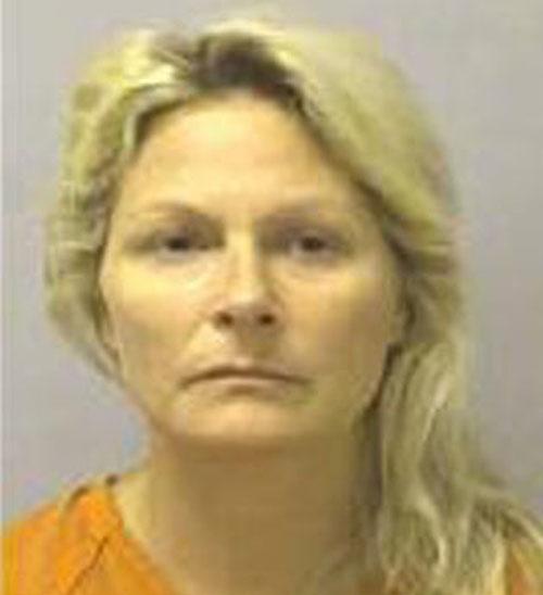 Tiffanie Bedinger, 44-year-old former teacher at Richland High School, ...