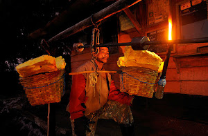 Ijen Miners