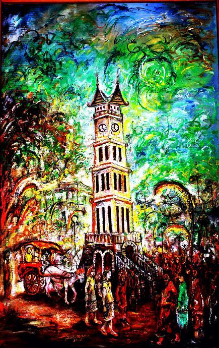 """Penerbitan Antologi Puisi Bukittinggi """"The Dreamland of Sumatera"""""""