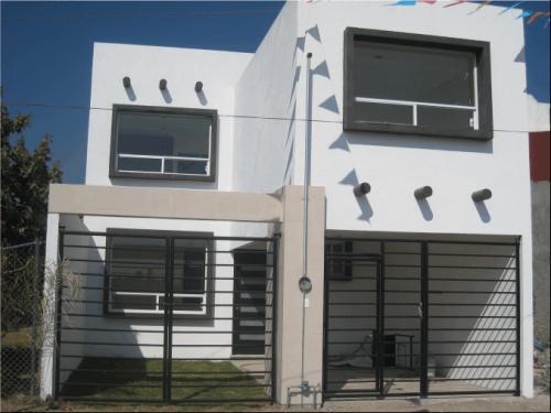 Ingenieria civil uancv fachadas modernas for Fachadas exteriores de casas de dos plantas