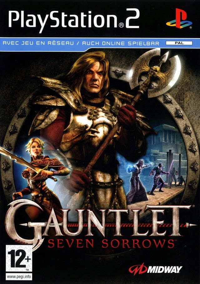 GAUNTLET SEVEN SORROWS PS2