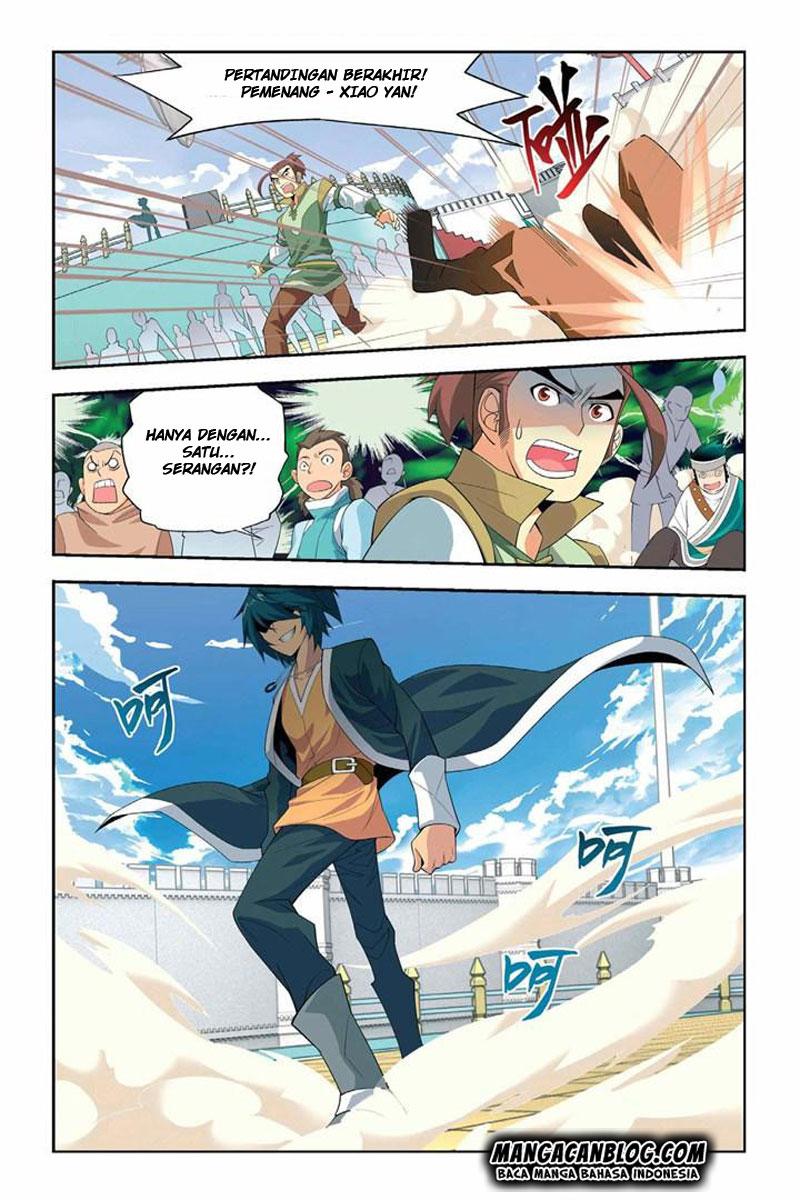 Battle Through Heaven Chapter 10-24