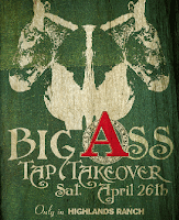 Big Ass Tap Takeover