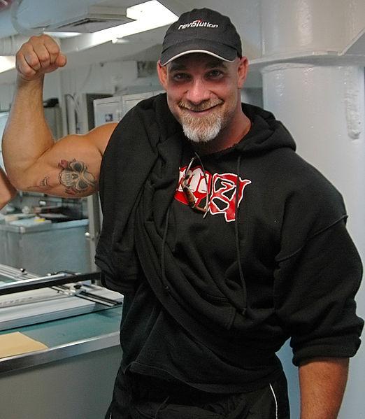 Bill Goldberg Tattoo Bill goldberg