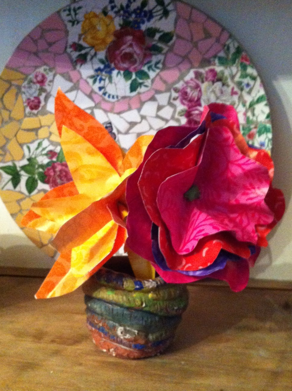 Toys Toys Toys Quick And Easy Paper Flowers