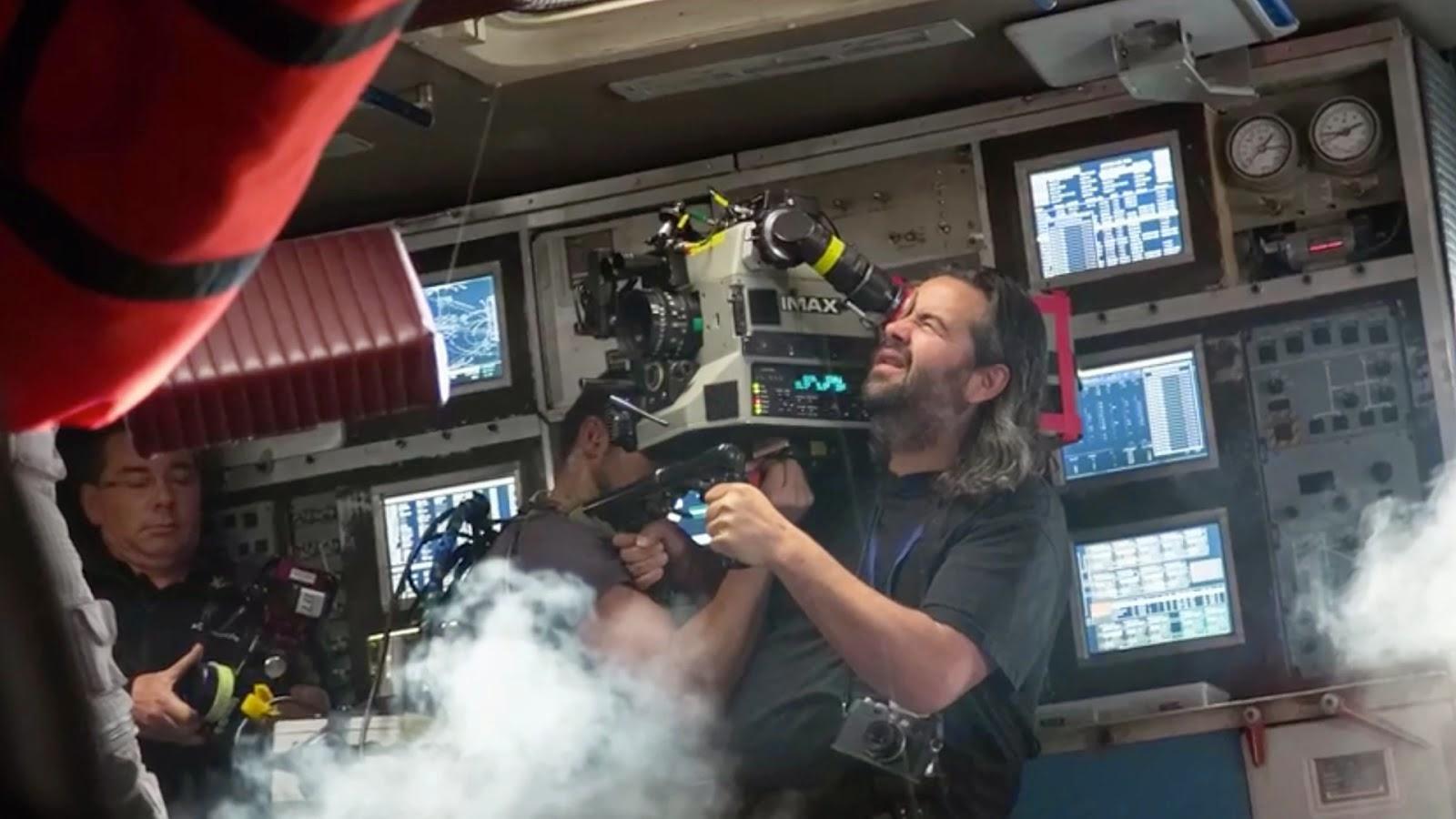 Interstellar detrás de las cámaras