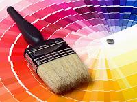 Farebná koncepcia interiéru