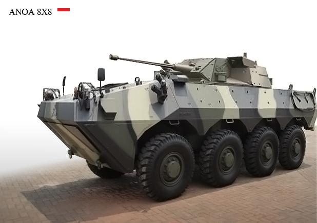 RI beli teknologi panser dari Belarusia