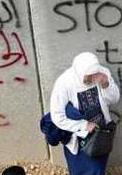 Mourning palestinian