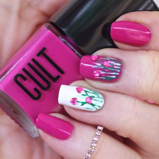 Nails Art Design...