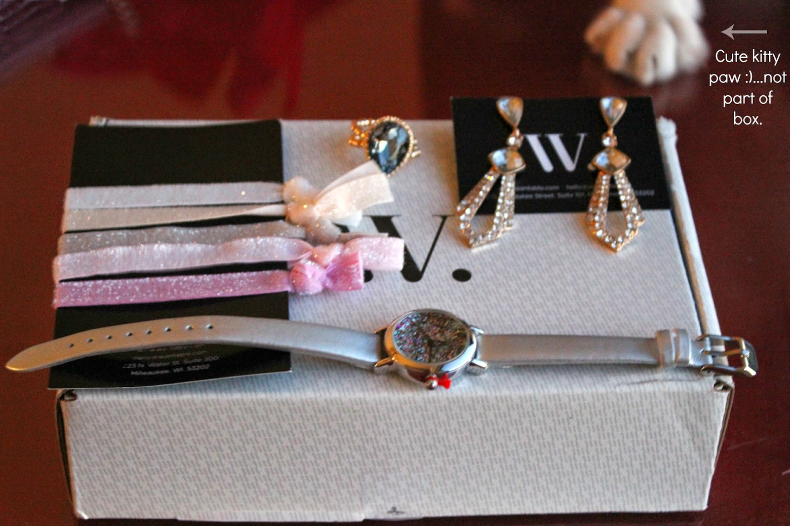 wantables jewelry box
