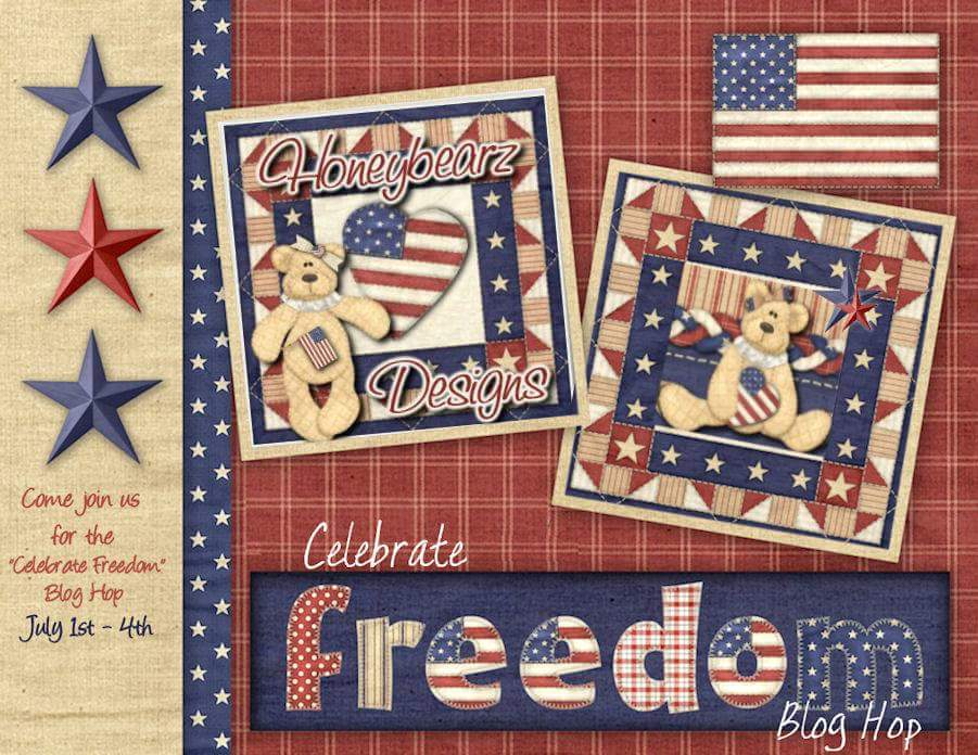 Celebrate Freedom Blog Hop