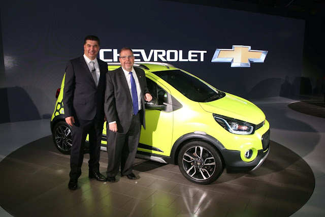GM India Chevrolet Beat Activ AETMS16